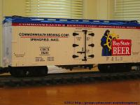 Commonwealth Brewing Corporation Kühlwagen (Reefer) CBCX 926