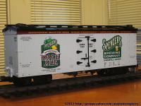 Spencer Butte Brewing Company Kühlwagen, weiß (Reefer, white) SMKX 1280