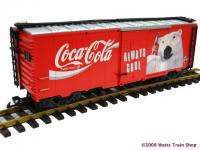 Coca-Cola Güterwagen (Box car)