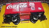 Coca-Cola Güterwagen (Box car) - Sound