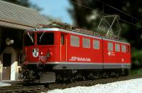 RhB Ge 6/6 II 705 E-Lok (Electric locomotive)