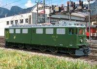 RhB Ge 6/6 II 704 E-Lok (Electric locomotive)