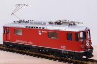 RhB Ellok (Electric locomotive) Ge 4/4 II 622 Arosa