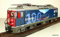 "RhB Ellok (Electric locomotive) Ge 4/4 II 619 ""100 Jahre Bernina"""