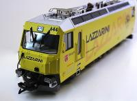 RhB Ellok (Electric locomotive) Ge 4/4 III 644 Lazzarini