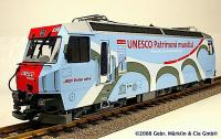 RhB Ellok (Electric locomotive) Ge 4/4 III 650 Unesco