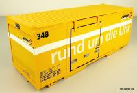 Swiss Post Container 348