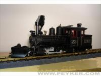 C&S Dampflok (Steam locomotive) Forney