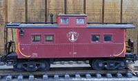 Boston & Maine Güterzugbegleitwagen (Center cupola caboose) C35