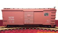 Boston & Maine gedeckter Güterwagen (Box car) 42890
