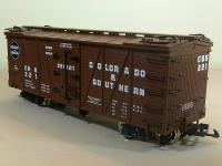 Colorado & Southern Kühlwagen (Reefer) 221
