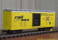 Southern Railbox Güterwagen (Box car) 41341