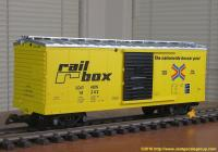 Southern Railbox Güterwagen (Box car) 41342