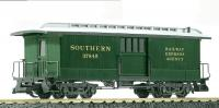 Southern Packwagen (Baggage car) 37845