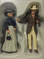 Western Paar (Western couple)