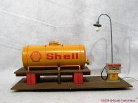 Shell Tankstelle (Gas station) B20