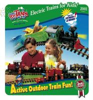 Lehmann US Toy Train Katalog (Catalogue) 2001
