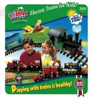 Lehmann English Toy Train Katalog (Catalogue) 2001