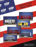 USA Trains Katalog (Catalogue) 1993