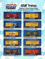 USA Trains Katalog (Catalogue) 1994-1995