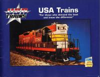 USA Trains Katalog (Catalogue) 1999
