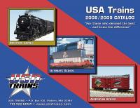 USA Trains Katalog (Catalogue) 2008-2009