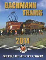 Bachmann Trains Katalog (Catalogue) 2014