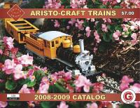 Aristo-Craft Katalog (Catalogue) 2008 - 2009