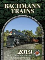 Bachmann Trains Katalog (Catalogue) 2019