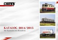 Kiss Katalog (Catalogue) 2014/2015