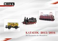 Kiss Katalog (Catalogue) 2015/2016