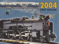 K-Line Electric Trains Katalog (Catalogue) 2004 1st Edition