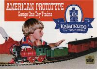 Kalamazoo Toy Trains Katalog (Catalogue) 1983