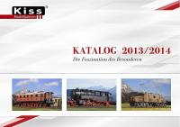 Kiss Katalog (Catalogue) 2013/2014
