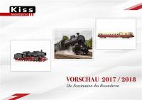 Kiss Vorschau (Preview) 2017/2018