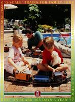 Lehmann English Toy Train Katalog (Catalogue) 1996