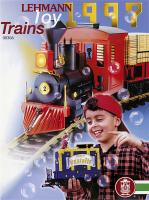 Lehmann English Toy Train Katalog (Catalogue) 1997