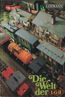 LGB Katalog (Catalogue) 1970-71 (Deutsch)