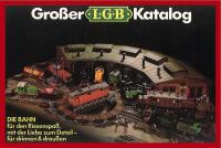 LGB Katalog (Catalogue) 1977-78 (Deutsch)