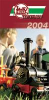 LGB Toy Train Katalog (Catalogue) 2004