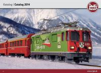 LGB Katalog (Catalogue) 2014