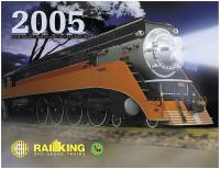 MTH One Gauge Katalog (Catalogue) 2005