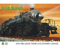 MTH One Gauge Katalog (Catalogue) 2010