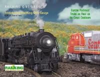 MTH One Gauge Katalog (Catalogue) 2001