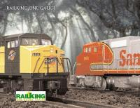 MTH One Gauge Katalog (Catalogue) 2002