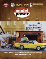 Model Power Katalog (Catalogue) 160 (English)