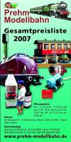 Prehm Miniaturen Katalog & Preise (Catalogue & prices) 2007