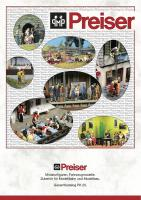 Preiser Katalog (Catalogue) 2012, PK-25