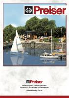 Preiser Katalog (Catalogue) 2015, PK-26