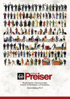 Preiser Katalog (Catalogue) 2018, PK-27